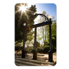 Georgia Bulldogs - Sunshine Arch - College Wall Art #PVC