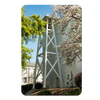 Georgia Bulldogs - Spring Bell Tower - College Wall Art #PVC