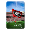 Georgia Bulldogs - The G Flag - College Wall Art #PVC