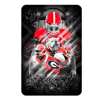 Georgia Bulldogs - This is Georgia - College Wall Art #PVC