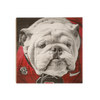 Georgia Bulldogs - Uga Close Up - College Wall Art #Wood