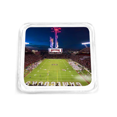 South Carolina Gamecocks - Fireworks Over  Williams Brice Coaster