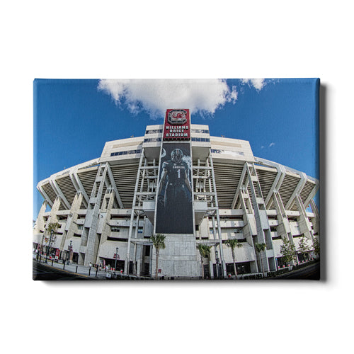 South Carolina Gamecocks - Williams Brice Stadium - College Wall Art #Canvas