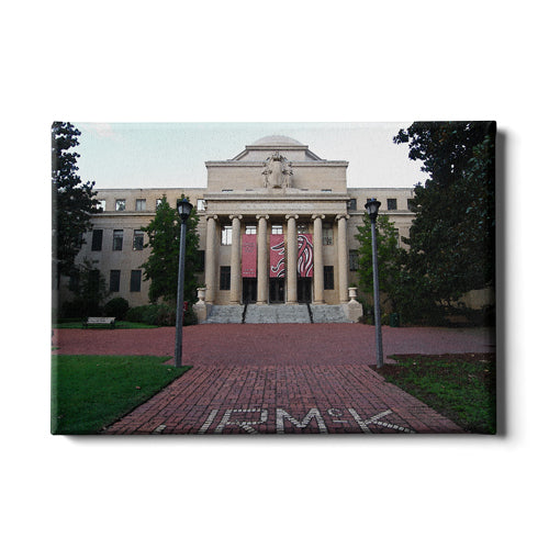 South Carolina Gamecocks - McKissick Paint - College Wall Art #Canvas