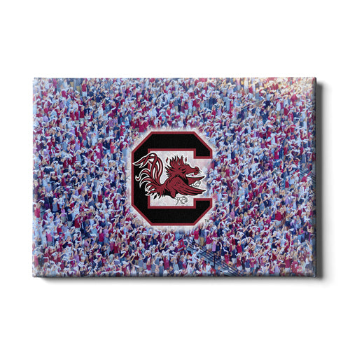 South Carolina Gamecocks - Homecoming - College Wall Art #Canvas