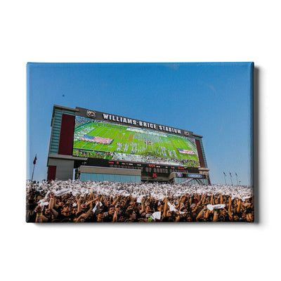 South Carolina Gamecocks - Space Odyssey - College Wall Art #Canvas