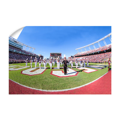 South Carolina Gamecocks - Half Time - College Wall Art #Wall Decal