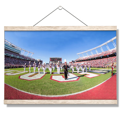South Carolina Gamecocks - Half Time - College Wall Art #Hanging Canvas
