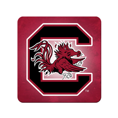 South Carolina Gamecocks - Gamecocks Red - College Wall Art #VC