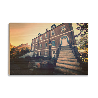South Carolina Gamecocks - Lieber College 1837 - College Wall Art #Wood