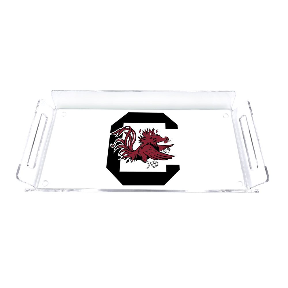 South Carolina Gamecocks - Gamecocks Tray