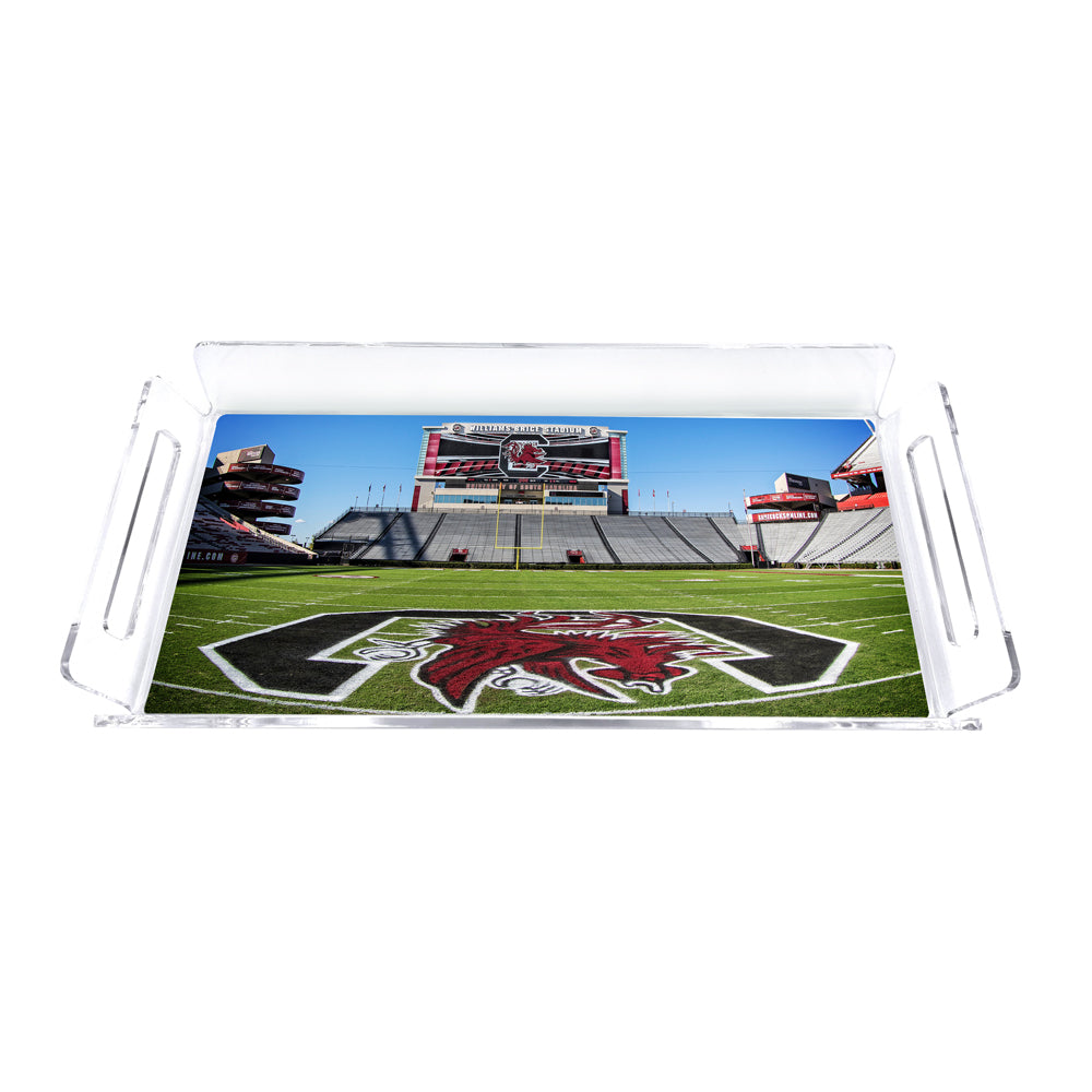 South Carolina Gamecocks - Williams Brice From the 50 Tray
