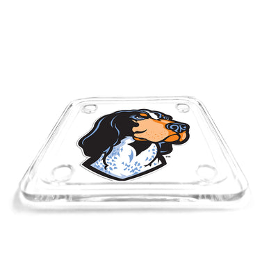 Tennessee Volunteers - Smokey Head Coaster