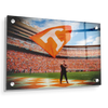 Tennessee Volunteers - Volunteer - College Wall Art #Acrylic