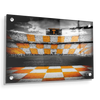 Tennessee Volunteers - Checkerboard Neyland - College Wall Art #Acrylic