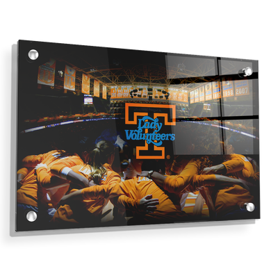 Tennessee Volunteers - Lady Vols - College Wall Art #Acrylic