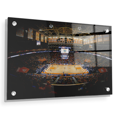 Tennessee Volunteers - Lady Vols Thompson-Boling - College Wall Art #Acrylic