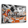 Tennessee Volunteers - Running Through the T Nike - College Wall Art #Acrylic