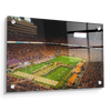 Tennessee Volunteers - Running Through the T 2015 - College Wall Art #Acrylic