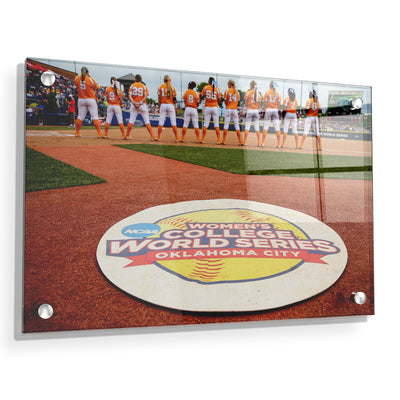 Tennessee Volunteers - WCWS - College Wall Art #Acrylic