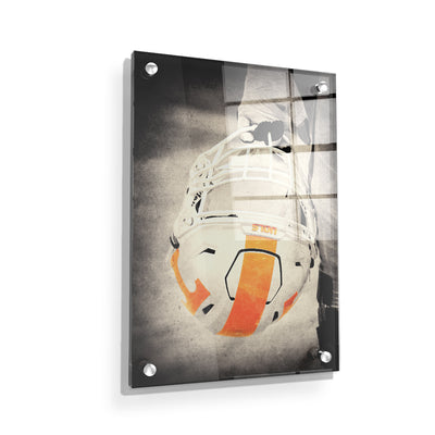 Tennessee Volunteers - Warrior Smokey Orange - College Wall Art #Acrylic
