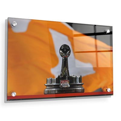 Tennessee Volunteers - BaB Trophy - College Wall Art #Acrylic