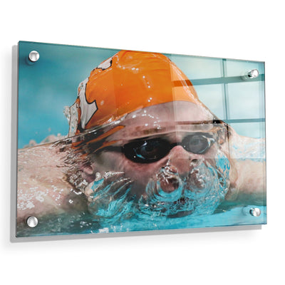 Tennessee Volunteers - Swim - College Wall Art #Acrylic