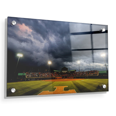 Tennessee Volunteers - Lady Vol Softball - College Wall Art #Acrylic