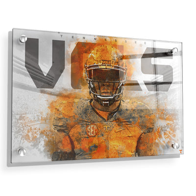 Tennessee Volunteers - Smokey VOLS 2017 - College Wall Art #Acrylic