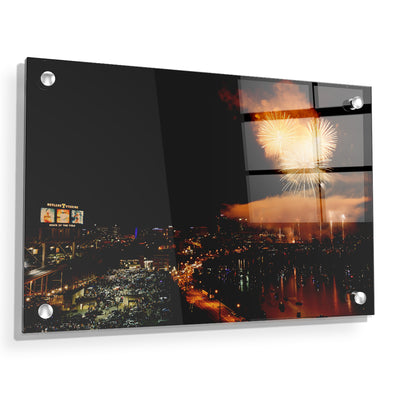 Tennessee Volunteers - Booms Day - College Wall Art #Acrylic