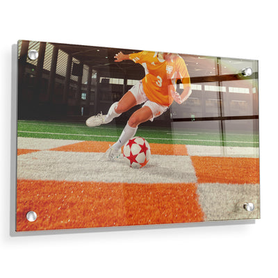 Tennessee Volunteers - Lady Vols Soccer - College Wall Art #Acrylic