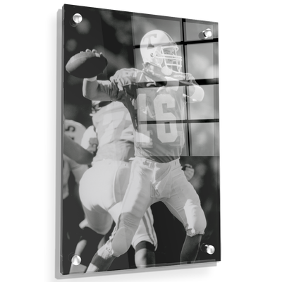 Tennessee Volunteers - Vintage Peyton Manning 2 - College Wall Art #Acrylic