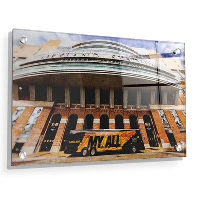 Tennessee Volunteers - Neyland Stadium My All - College Wall Art #Acrylic