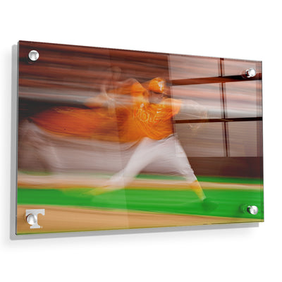 Tennessee Volunteers - Vols Baseball - College Wall Art #Acrylic