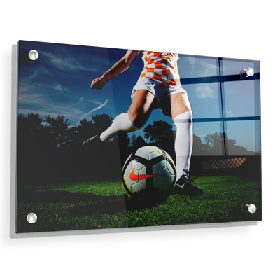 Tennessee Volunteers - Tennessee Soccer - College Wall Art #Acrylic
