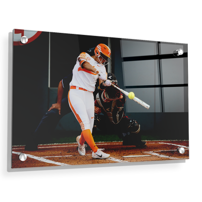 Tennessee Volunteers - Tennessee Softball - College Wall Art #Acrylic