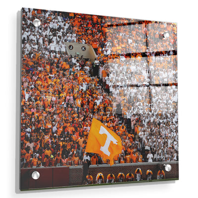 Tennessee Volunteers - Tradition - College Wall Art #Acrylic