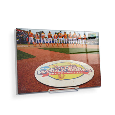 Tennessee Volunteers - WCWS - College Wall Art #Acrylic Mini