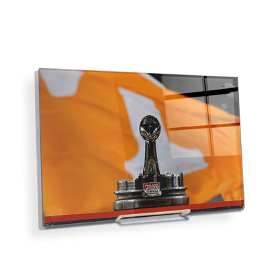 Tennessee Volunteers - BaB Trophy - College Wall Art #Acrylic Mini