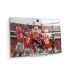 Tennessee Volunteers - The Catch TN vs. GA - College Wall Art #Acrylic Mini