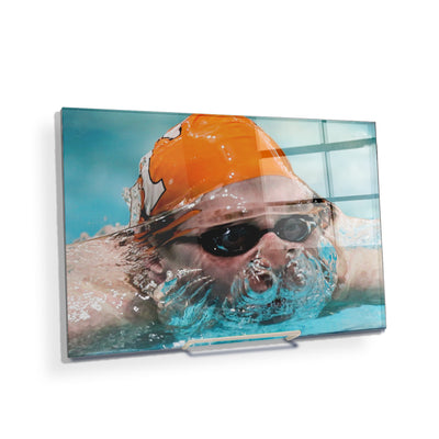 Tennessee Volunteers - Swim - College Wall Art #Acrylic Mini