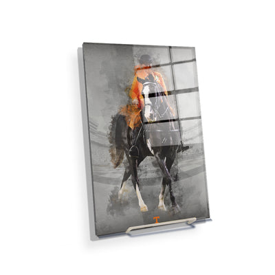 Tennessee Volunteers - TN Walking Horse - College Wall Art #Acrylic Mini