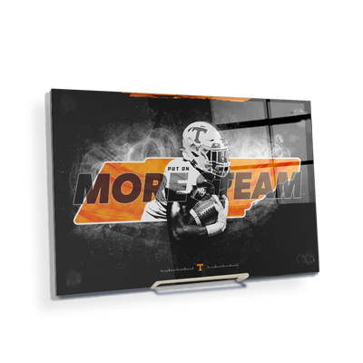 Tennessee Volunteers - More Steam - College Wall Art #Desktop Mini