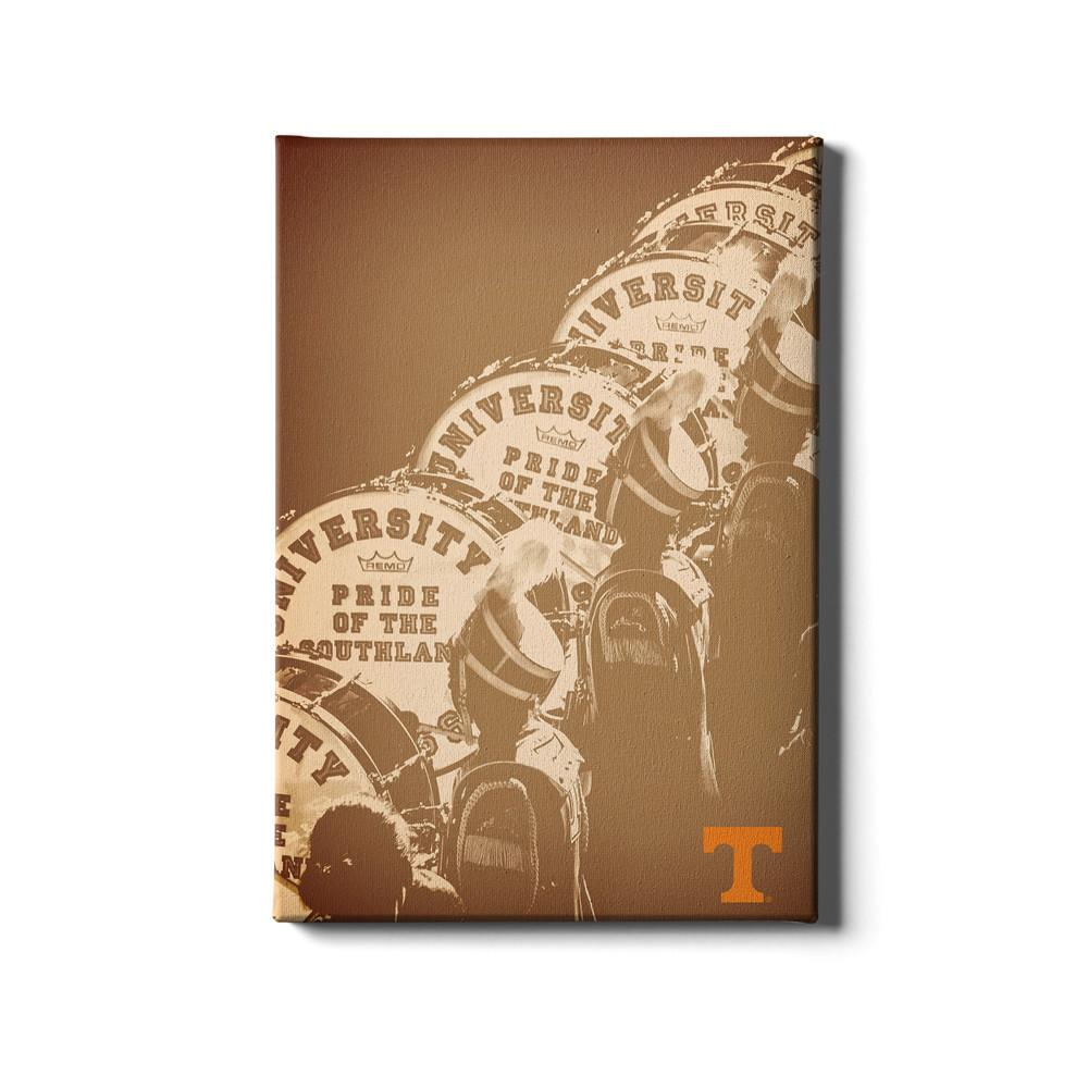 Tennessee Volunteers - Vintage Pride of the Southland - College Wall Art #Canvas
