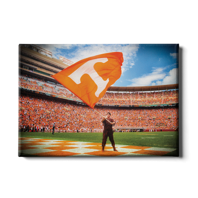 Tennessee Volunteers - Volunteer - College Wall Art #Canvas