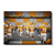 Tennessee Volunteers - Running Onto the Checkerboard Field - College Wall Art #Canvas