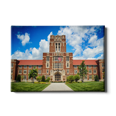 Tennessee Volunteers - Ayres Color - College Wall Art #Canvas