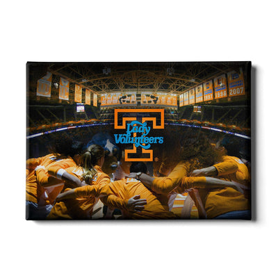 Tennessee Volunteers - Lady Vols - College Wall Art #Canvas