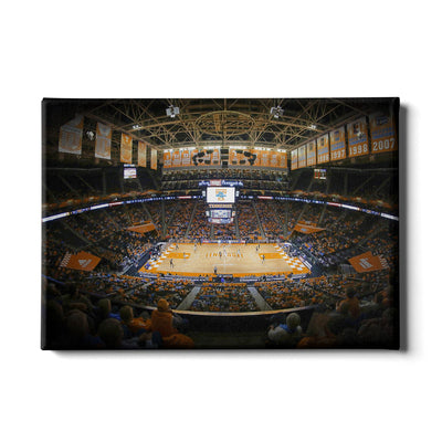 Tennessee Volunteers - Lady Vols Thompson-Boling - College Wall Art #Canvas