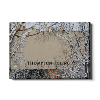 Tennessee Volunteers - Snowy Thompson-Boling - College Wall Art #Canvas